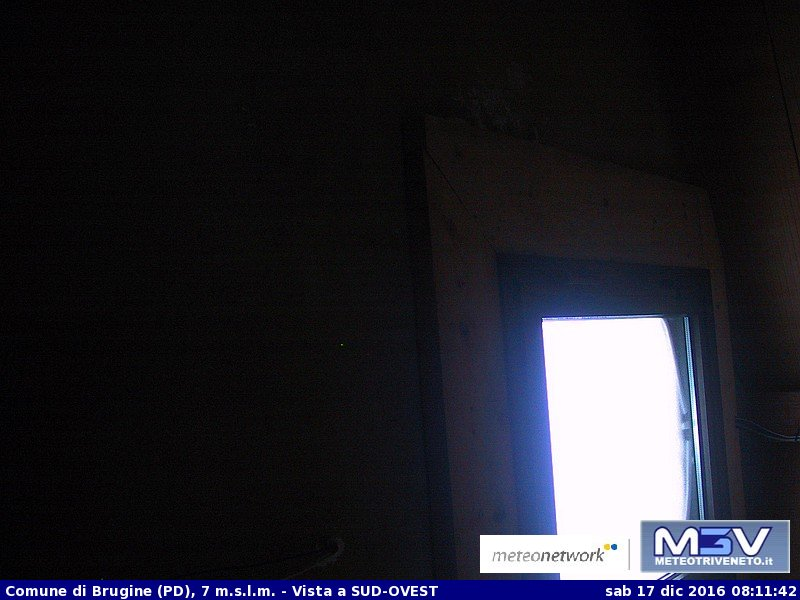 Webcam Brugine PD - Meteobrugine.it